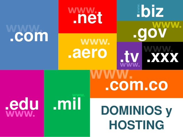 Hosting y Dominio en Colombia