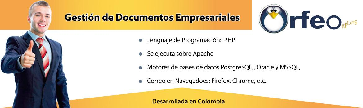 software orfeo colombia