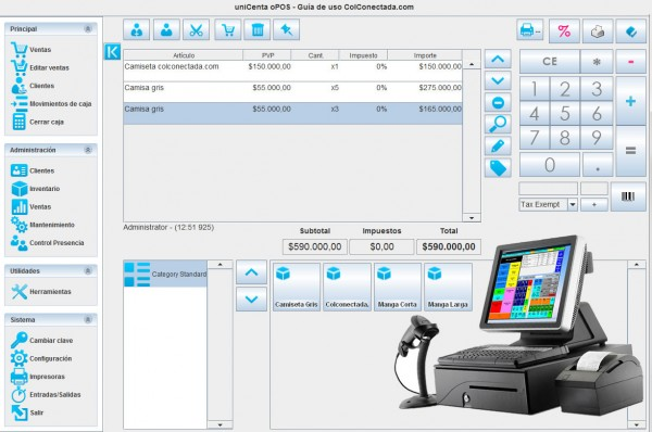 Software Pos Colombia Unicenta Tecnoweb2 Com